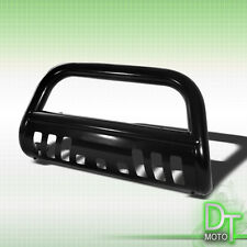 2005-2015 Toyota Tacoma Black Heavy Duty Bull Bar Push Bumper Grill Grille Guard