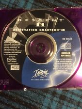 Descent II (PC, 1996) Disc Only Very Good Shape