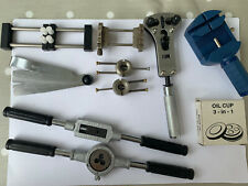 Vintage Watchmakers Tools Job Lot