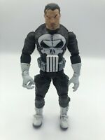 "Marvel Legends The Punisher Series 4 Loose 6"" Figure No Weapons Brand New Mint👍"