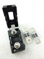 50A MIDI ANS FUSES HOLDERS SUIT DUAL BATTERY OR SOLAR 50AMP BOLT DOWN ANS FUSE