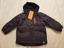 H&M Kids Boys Winter Padded Parka Jacket size 3-4 years Brand New With Tag Blue