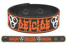 DEICIDE Rubber Bracelet Wristband Legion  Once Upon the Cross