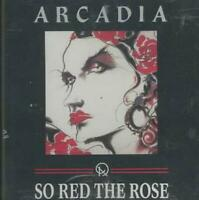 ARCADIA - SO RED THE ROSE NEW CD