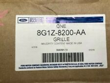 Genuine Ford Grille 8G1Z-8200-AA