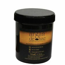 Hair Lightener Bleaching Powder BLONDIE ARGAN DELUXE 500g (AAR105)