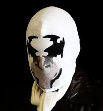 Rorschach Mask MOVING Ink Blots heat sensitive changes with your breath!