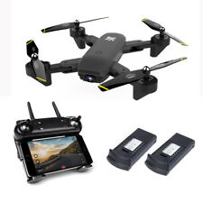 WiFi RC Drone With HD 1080p Camera Lens Selfie Follow Me Helicopter Quadcopter