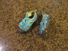 KEEN Newport H2 infant 7 Sandals Athletic black boy Girl canvas hiking EUR 23