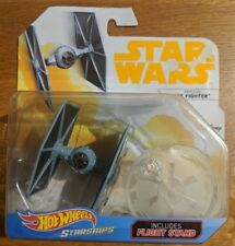 Hot Wheels starships star wars imperial tie fighter