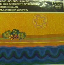 Ravel(Vinyl LP)Bolero/La Valse-RCA-VICS 1323-UK-VG/Ex