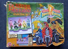 Mighty Morphin Power Rangers Plaster Moulding model kit Peter Pan Toys retro 90s