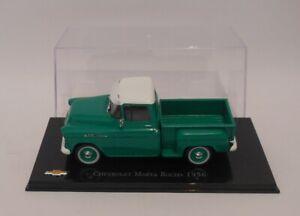 1/43 Altaya 1956 Chevrolet 3100 Marta Rocha Stepside Pickup Ute Utility