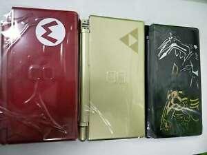 Ensemble complet de pièces de couverture de boîtier Shell pour Nintendo DS Lite