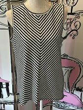 Papaya Polyester Stretch Sleeveless Tops & Shirts for Women