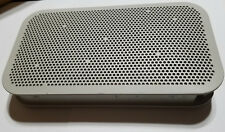 B&O PLAY Bang & Olufsen Beoplay A2 Bluetooth Speaker NATURAL - SOLD-AS-IS -Read