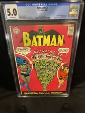 BATMAN 171 CGC 5.0- 1st Silver Age Appearance Of The Riddler