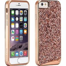 Jewelled Acrylic Fitted Cases for Apple Phones