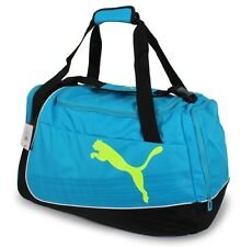 Puma evoPower Sports Medium Duffel Bags Running Sky-blue GYM Bag Sacks 07387804