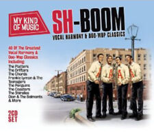 Various Artists : Sh-boom: Vocal Harmony & Doo-wop Classics CD (2012) ***NEW***