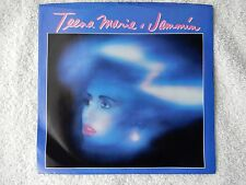 "Teena Marie ""Jammin/Jammin (Fun-Mix Instrumental)"" Picture Sleeve 45 RPM Record"