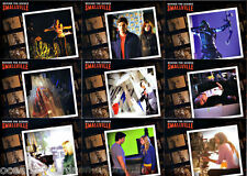 SMALLVILLE THE FINAL SEASONS  (Season 7-10) BEHIND THE SCENES TRADING CARDS SET
