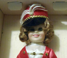 Vintage, 1983 Shirley Temple, Ideal Poor Little Rich Girl, Majorette, In Box