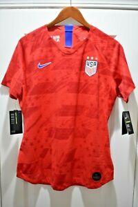 $165 Nike Vaporknit USA 2019 Away Women's Match Jersey Size Large AJ4329-688 NEW