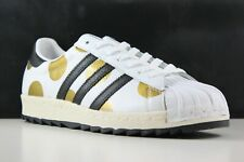 separation shoes 15c31 816b9 adidas Jeremy Scott Mens Superstar 80s Ripple Shoes Size 11