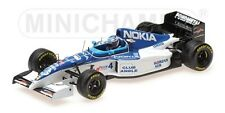 Minichamps F1 Tyrrell Yamaha 023 Mika Salo 1/43 Belgian GP 1995