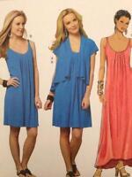 Butterick Sewing Pattern 5643 Ladies Misses Jacket Dress Size 6-14 Uncut