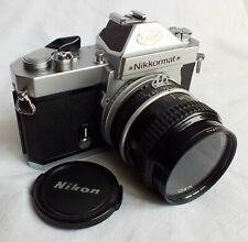 Nikkormat FT3 SLR 35mm Film Camera, made by Nikon Japan.