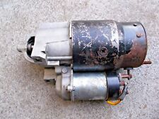 MERCRUISER OEM STARTER DELCO REMY 1998562 5E202 12 VDC Removed from Working