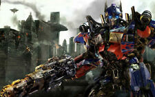 TRANSFORMERS -  A3 SIZE   OPTIMUS PRIME GLOSSY 260GSM POSTER