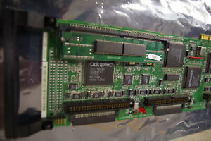 Adaptec  ASC19160-00 AA-132/133 68/50 3 port Pin Ultra SCSI RAID Controller Card
