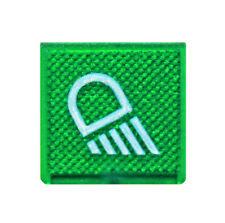 Schalter Symbol Symbolscheibe Arbeitsbeleuchtung Arbeitsscheinwerfer Hella ENG H