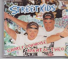 Charly Lownoise&Mental Theo -Streetkids cd maxi single