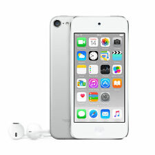 Apple iPod touch 32GB Silver (6th Gen.) Brand New Factory Sealed, Fast Shipping!