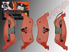 Brake Pads Rear Dodge Caravan 2001 - 2007