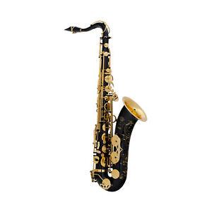 Selmer Serie III Jubilee Tenor Saxophone, Black Lacquer