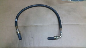 """Dodge M37 (& M38s jeeps) spark plugs wires PAIR.1 side angular.2F=24""""=61 cm long"""