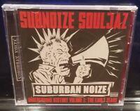 Subnoize Souljaz - Undergound History CD kottonmouth kings corporate avenger kmk