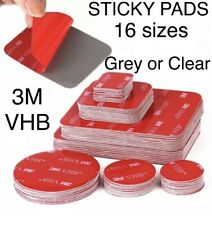 3M DOUBLE SIDED STICKY PADS ROLL TAPE STRONG VERY HIGH BOND SELF ADHESIVE TAPE