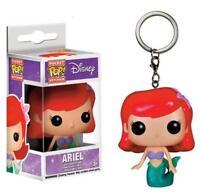 Disney Little Mermaid Ariel Pocket Pop! Keychain