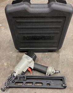 Porter Cable 15 Gauge Finish Nailer Pneumatic Gun model DA250B - Works Great