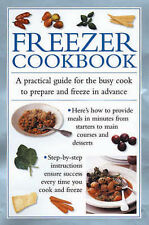Good, Freezer Cook Book (Cook's Essentials), Southwater, Book