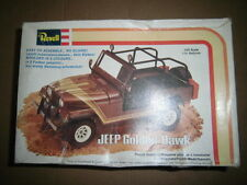 Revell JEEP Golden Hawk 1/16 USA Model Car  New