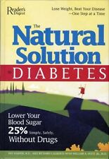 NATURAL SOLUTION to DIABETES Management DIABETIC Cookbook WEIGHT LOSS Recipes