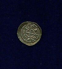 ITALY/ITALIAN STATES BRESCIA REPUBLIC  1186-1254 DENARO COIN, XF/ALMOST UNCIRC.