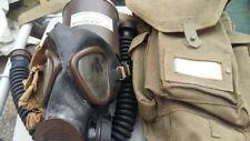 Maschera N.B.C. Esercito Italiano M58 nuova e completa